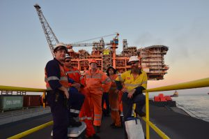 Offshore-project-communications
