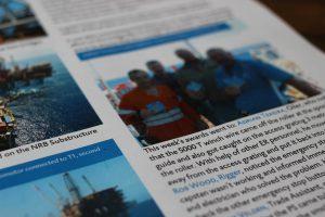 copywriter maritiem offshore olie gas