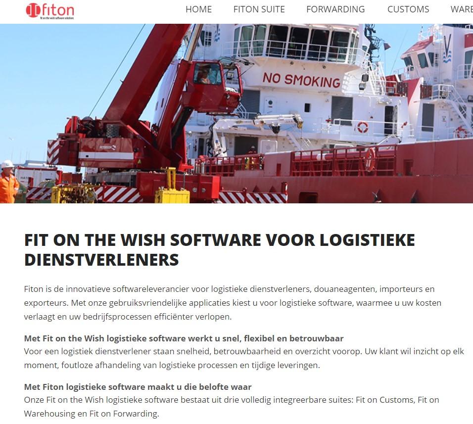 webteksten-logistieke-dienstverlener