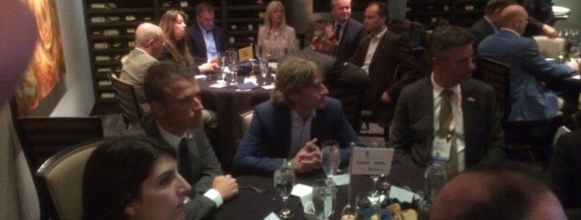 Investor lunch OTC Houston 2016